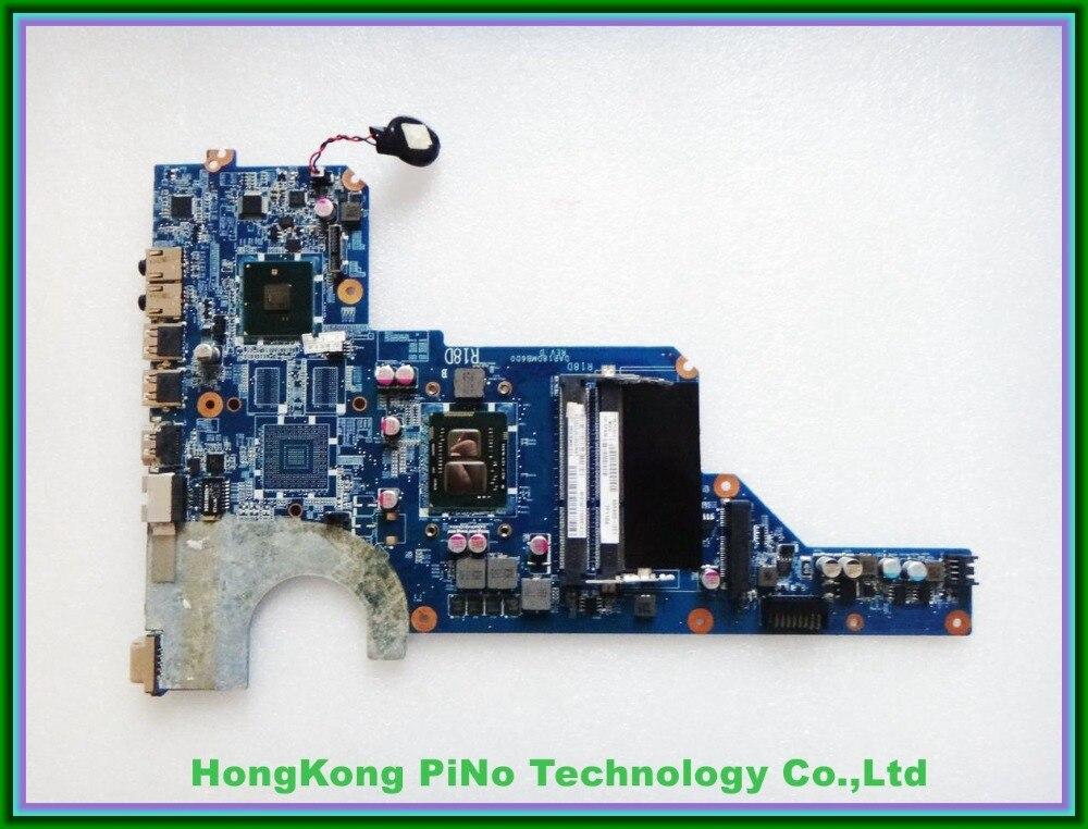 Offer 655990-001 For hp G4 G6 laptop motherboard i3-370M 655990-001 DAR18DMB6D0 100% Tested