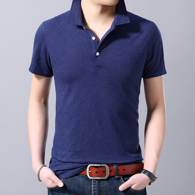 URSPORTTECH Brand New Summer   Polo   Shirt Men Short Sleeve   Polo   Shirts Cotton Solid Color   Polo   Shirt Men High Quality   Polo   Shirts