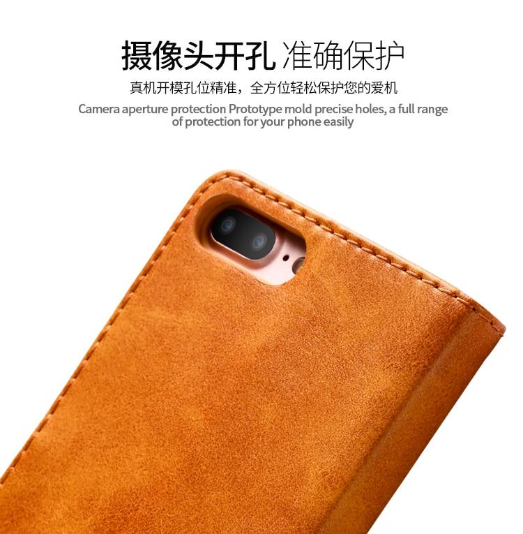 Retro Fundas Leather Case for iPhone 11/11 Pro/11 Pro Max 13