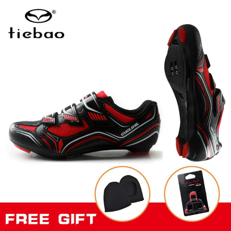 TIEBAO cycling shoes man off road 2018 racing shoes bike bicycle zapatillas deportivas mujer professional men sneakers women