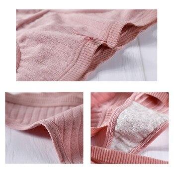 Sexy Lingerie Women's Cotton G-String Thong Panties String Underwear Briefs Panties Intimate Ladies Low-Rise 3