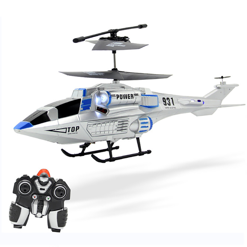 RC Helicopter 3.5 CH 2 Channel Mini RC Drone Remote Control Toys With Gyro Crash Resistant RC Toys For Boy Kids Gift Red White rechargeable 4 ch ir remote controlled r c helicopter w gyro black silver white