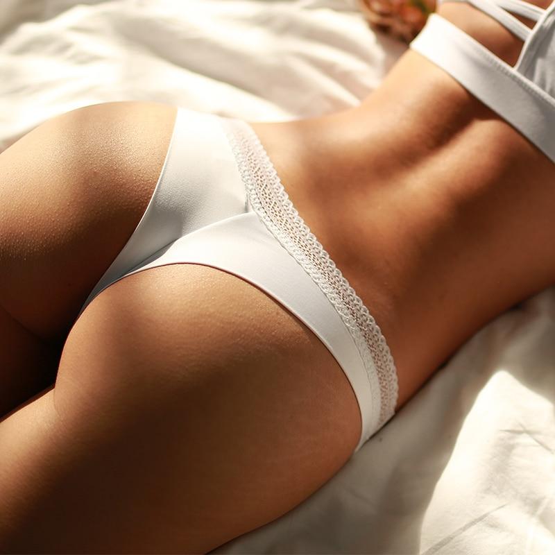 Sexy Tiny Brazilian Bikini Bottom Female Swimsuit Bottom Swimwear Women G-string Briefs lace Mini Thong Panties Underwear Tanga