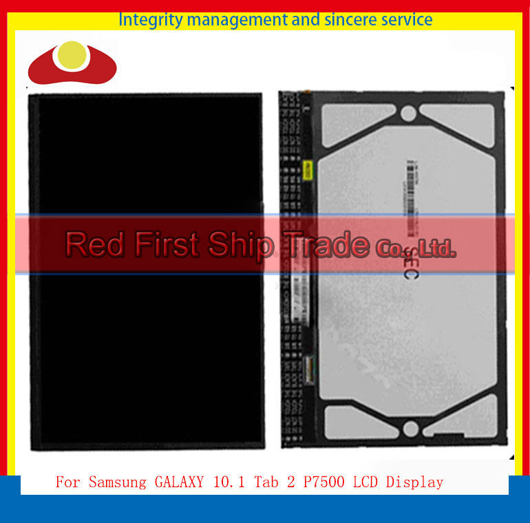 Original For Samsung Galaxy Tab 2 10.1 P7500 P7510 LCD Display Screen 1280*800 Free Shipping. 10pcs lot 5 25inch lcd for samsung galaxy grand 2 duos g7105 g7106 g7102 display panel screen monitor repair free shipping