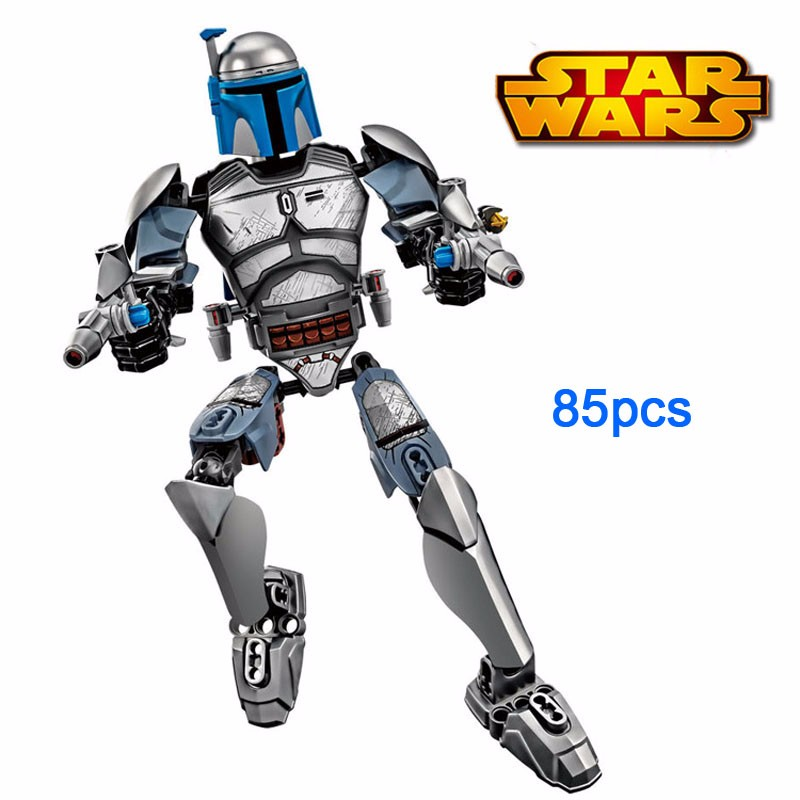 Blocks Star Wars Assembly Action Figure 14