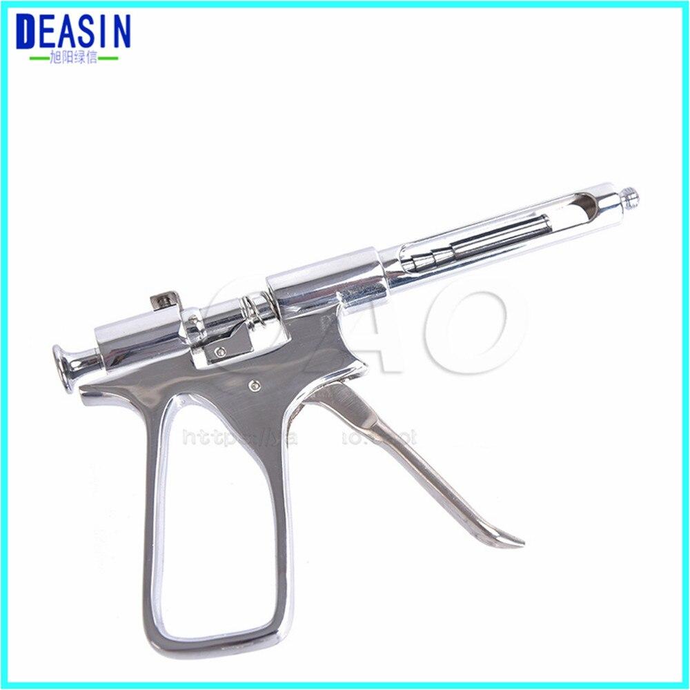 Dental Gun Syringe Dentist Surgical Instruments Stainless black Alternative