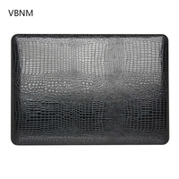 VBNM Crocodile Pattern Sleeve Hard Shell Cover Case For Macbook Air Pro 11 13 15 Retina