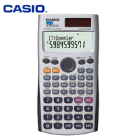 Casio New FX 50FII Engineering Surveying and Mapping Calculator Function Programming Computer Office Electronics