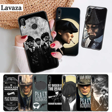Lavaza Peaky Blinders Tv Tommy Silicone Case for Huawei P8 Lite 2015 2017 P9 2016 Mimi P10 P20 Pro P Smart Z 2019 P30