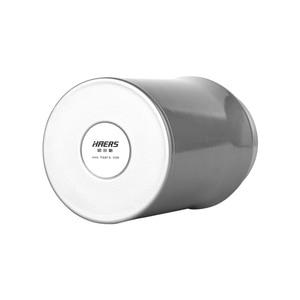 Image 5 - Haers 500 мл Термокружка для еды с вакуумной изоляцией термос для супа 18/8 из нержавеющей стали Ланч бокс со складной ложкой