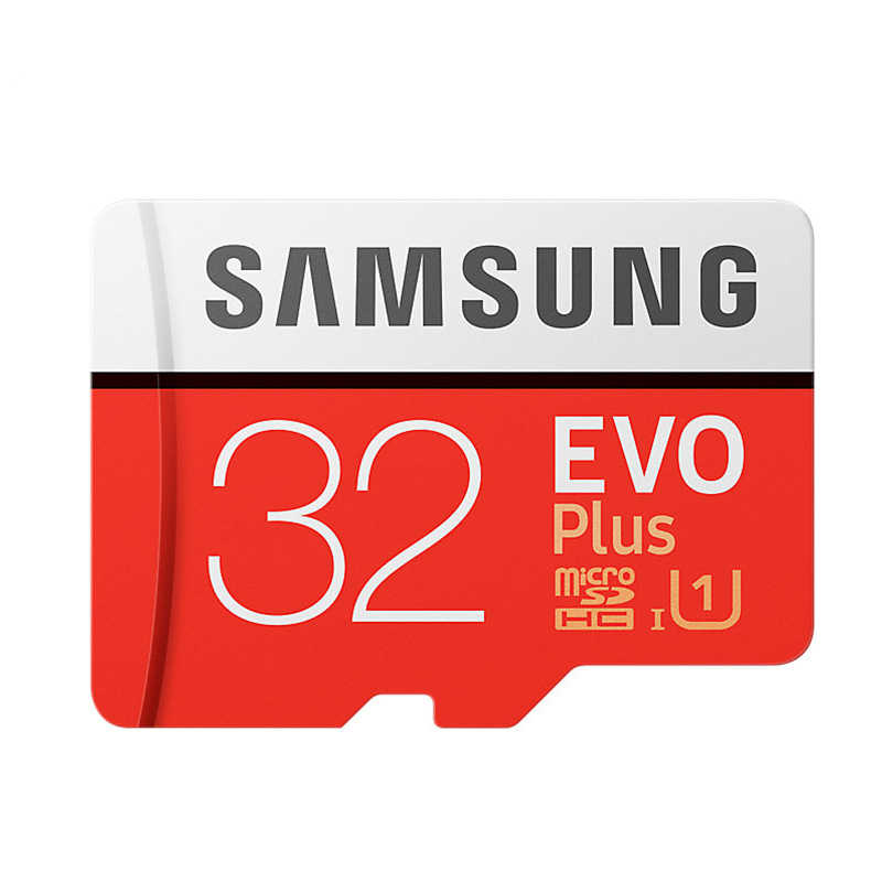 SAMSUNG Microsd карта 256G 128 GB 64 GB 32 GB 16 GB 8 GB 100 МБ/с. Class10 U3 U1 SDXC Класс EVO + Micro SD Card TF флэш-карты памяти карты