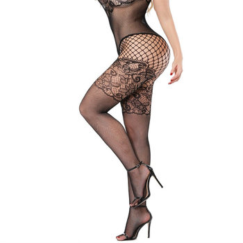 Intimate Crotchless fishnet lingerie