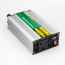 MAYLAR@ 1pcs Modified Sine Wave DC 24V to AC 110V or 220V 1000W Car Power Inverter Converter Power Solar inverters