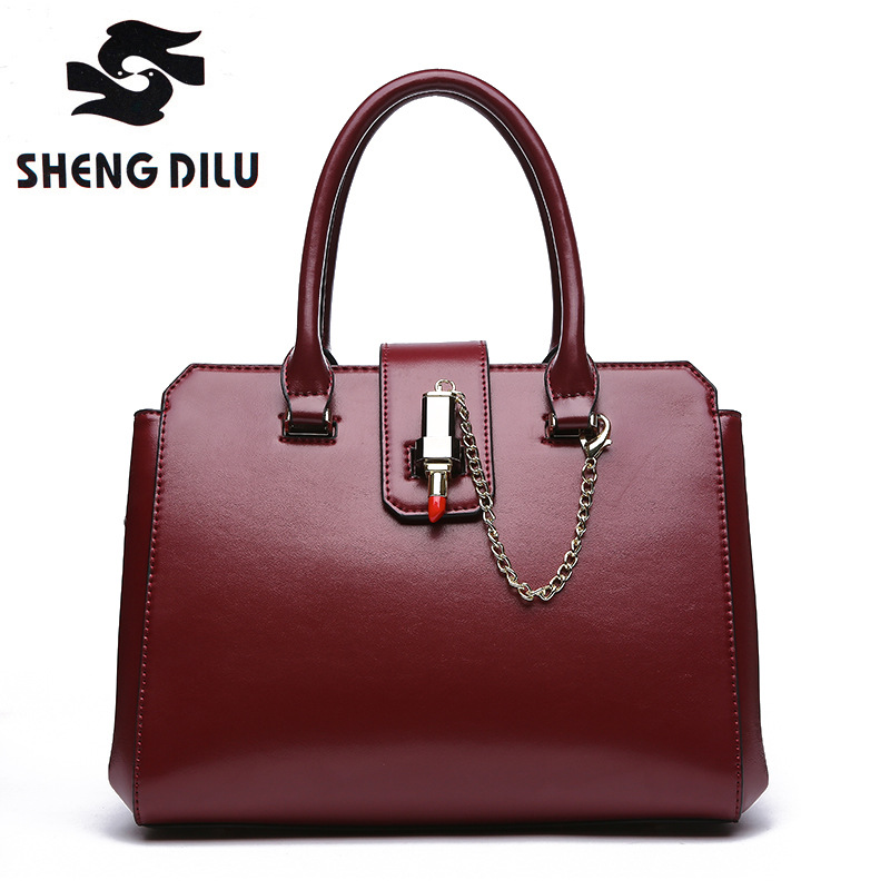 8018672726 Aliexpress.com   Buy Leather Women Messenger Bags Handbags Woman Famous  Brands Shoulder Crossbody Bag High Quality Tote Bag Tassel Gift from  Reliable ...