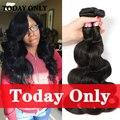 Перуанский Девы Волос Объемной Волны 8А Класс Virgin Необработанные Человеческих Волос Weave Связки Перуанский Объемная Волна Девственные Волосы Пучок Сделок
