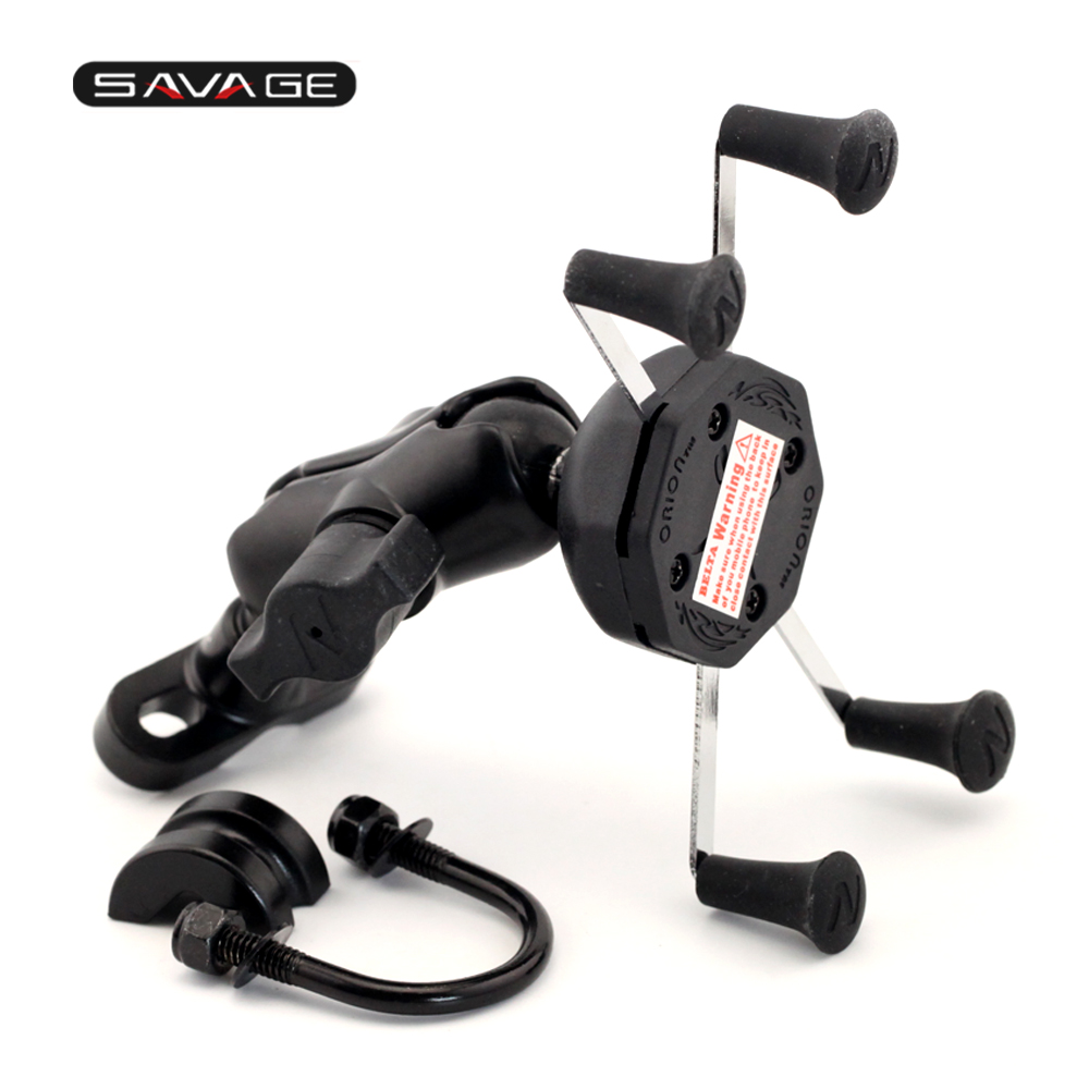 For DUCATI MONSTER M400/M600/M620/M750/M900 GPS Navigation Frame Mobile Phone Navigation Bracket Motorcycle Accessories m