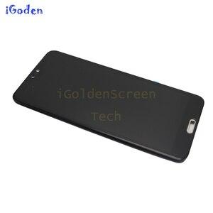 """Image 4 - TFT dla Huawei P20 Pro wyświetlacz lcd ekran dotykowy Digitizer zgromadzenie P20 Pro lcd z ramą 6.1 """"dla Huawei p20 pro ekran wymienić"""