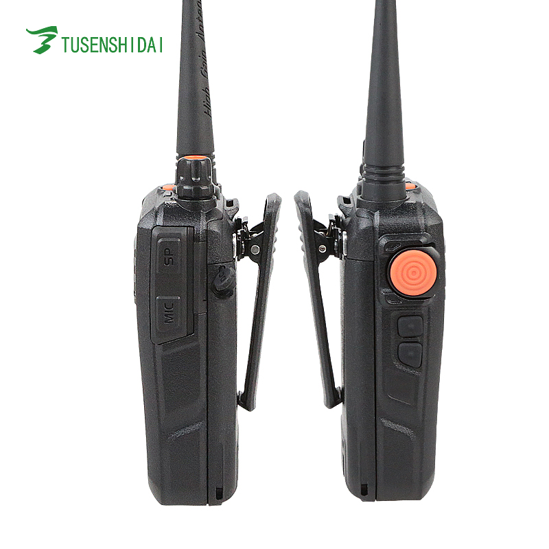 Image 3 - Hot Sell 5W 128 Channels VHF Walkie Talkie 66 88MHZ Professional Handheld Two Way Transceiver-in Walkie Talkie from Cellphones & Telecommunications