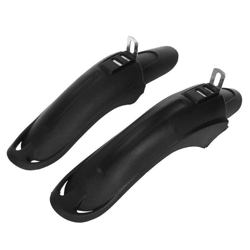 1 paire garde-boue garde-boue avant arrière anti-poussière pour vélo enfants 12/14 pouces