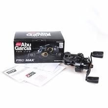 100% Original ABU GARCIA PRO MAX 3 LOW PROFILE  7.1:1 Bait Casting  Reel 7BB Left/Right Hand Baitcasting Reel
