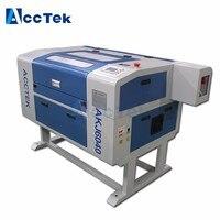 Wholesale AKJ6040 cnc 60w co2 laser machine/60w laser engraving machine