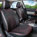 Assento de carro personalizado cobre para Nissan patrol cobre confortável assento de carro almofada de couro pu tampas de assento do carro acessórios interiores