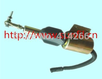 3926411 Fuel Shutdown Solenoid Valve SA-4257-12 for Engine,12V,3PCS/LOT FREE FAST SHIPPING BY TNT ,DHL,UPS ,FEDEX wholesale replace fuel shutdown shut off solenoid valve 110 6466 6t 4121 1106 12v466 free fast shipping by tnt dhl fedex ups