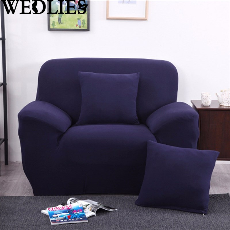 Stretch Elastic Fabric Sofa Cover Pet Corner Couch Cover Sectional Sofa  Cover Set Home Decor For