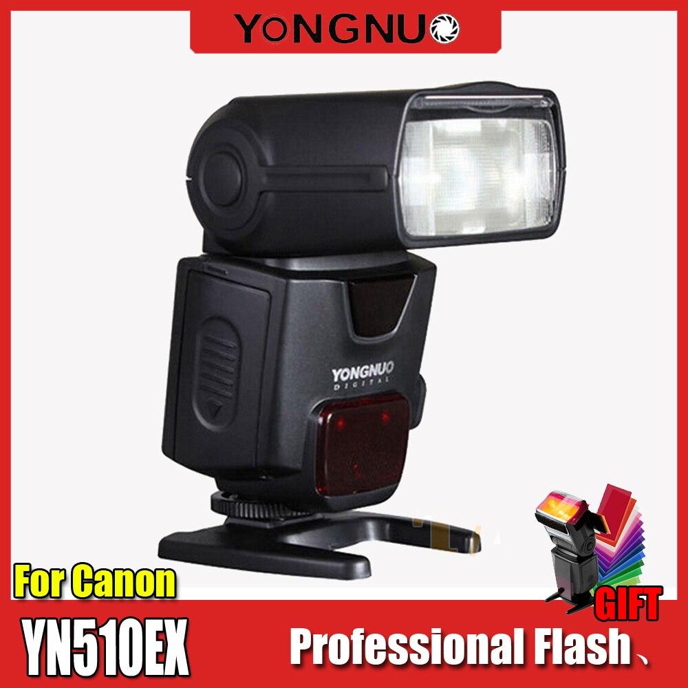 YN510EX Yongnuo Speedlite YN-510EX hors caméra TTL esclave Flash pour Canon rebelle T5i T4i T3i T2i XSi T3 580EX II 430EX II 600EX-R
