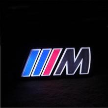 Led Grille Emblem Logo Light For BMW 1/5/6 Series M3 M5 X1 X3 X5 X6 E34 E36 E39 E46 E30 E60 E90 E92 E39 F30 F10 F20 Car Styling