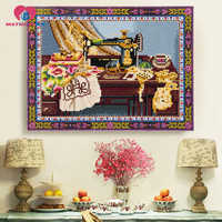 DIY Special Shaped Diamond Painting accessories sewing machine Needlework 5d Full display Drill Diamond Embroidery Mosaic kits