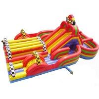 Дети Надувное препятствие надувных площадка игрушки для активного отдыха распродажа