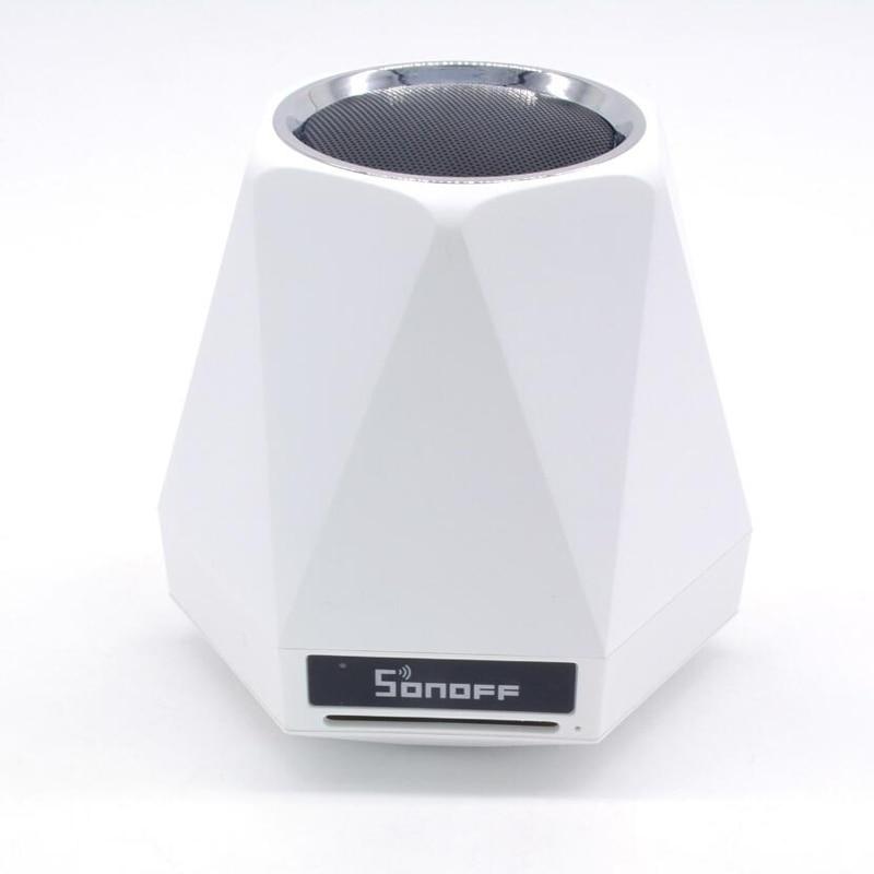 Sonoff SC Умный дом Крытый Wi Fi окружающей среды мониторы температура, влажность, интенсивность света, качество воздуха обнаружения автоматизац...