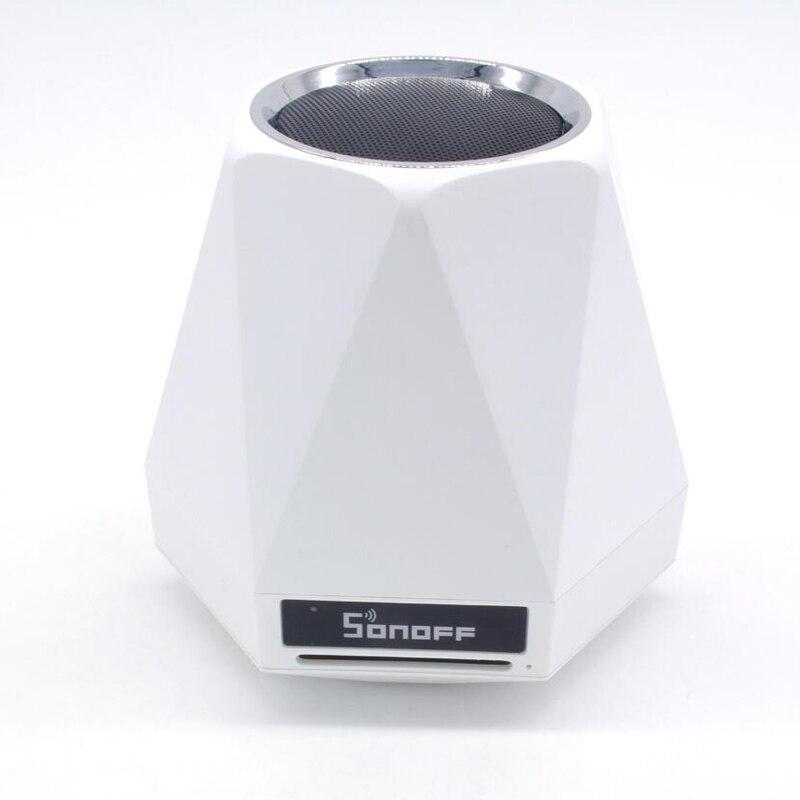 Sonoff SC Smart Home Intérieur WiFi Environmental Monitor Température, humidité, Intensité de la lumière, Air Qualité Détecter D'automatisation