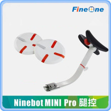 Original NINEBOT MINI Handle Mini PRO Adjustable Foot Control XIAOMI Ninebot MINI Handle Leg Bar Wheel Cover Ninebot Accessories