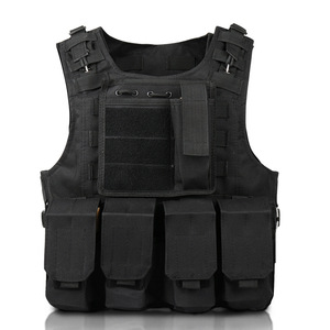 Image 2 - Children Outdoor CS Shooting Protection Gear Vest Kid Military Combat Training Camping Hunting Multi function Tactical Waistcoat