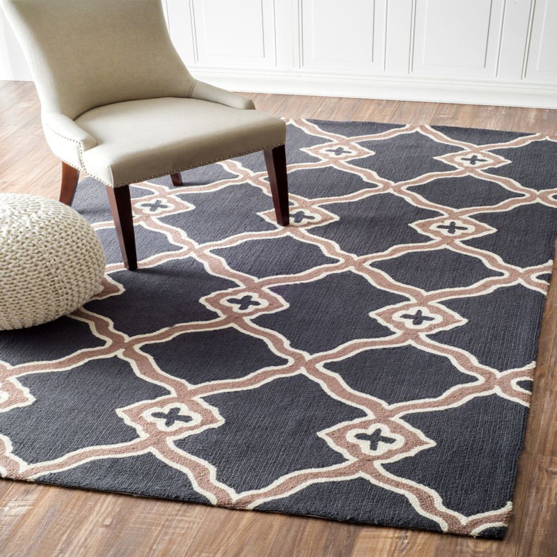 120x170cm Modern Brief Carpets For Living Room Home Bedroom Study Rugs And Coffee