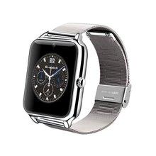 Hombres mujeres moda elegante reloj de Android podómetro Sleep Monitor de rastreador de Fitness llamada de soporte recordatorio para Apple iPhone Samsung LG