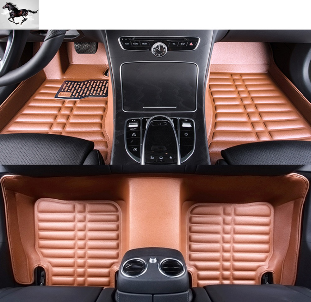 Topmats Car Floor Mats For Jeep Cherokee 2016 2017 Waterproof Leather Custom Carpets In From Automobiles Motorcycles On