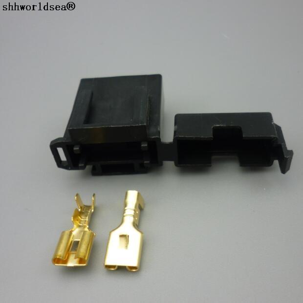 shhworldsea 20sets bx2017 2 pin automotive fuse box,car ... aftermarket auto fuse box auto fuse box pins