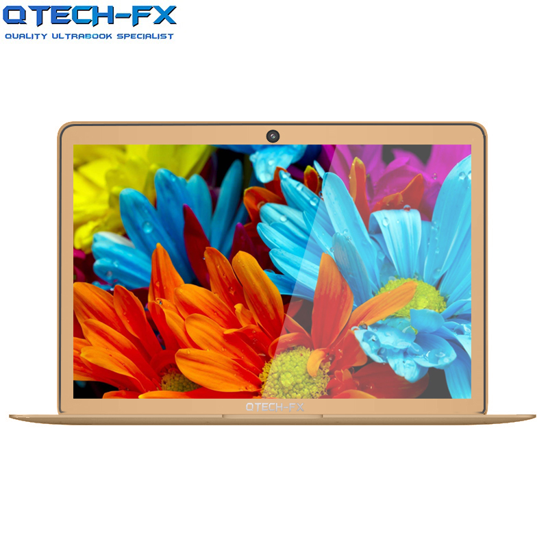 Métal Ultrabook SSD 256 gb 512 gb RAM 6 gb Rose 13.3 IPS CPU Intel 4 Core Windows Arabe français Espagnol Russe Clavier Rétro-Éclairé