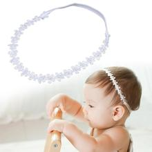 Child Lady Mini Headband Floral Hair acessorios Bows Equipment Decoration toka New child Images Equipment Child Headband