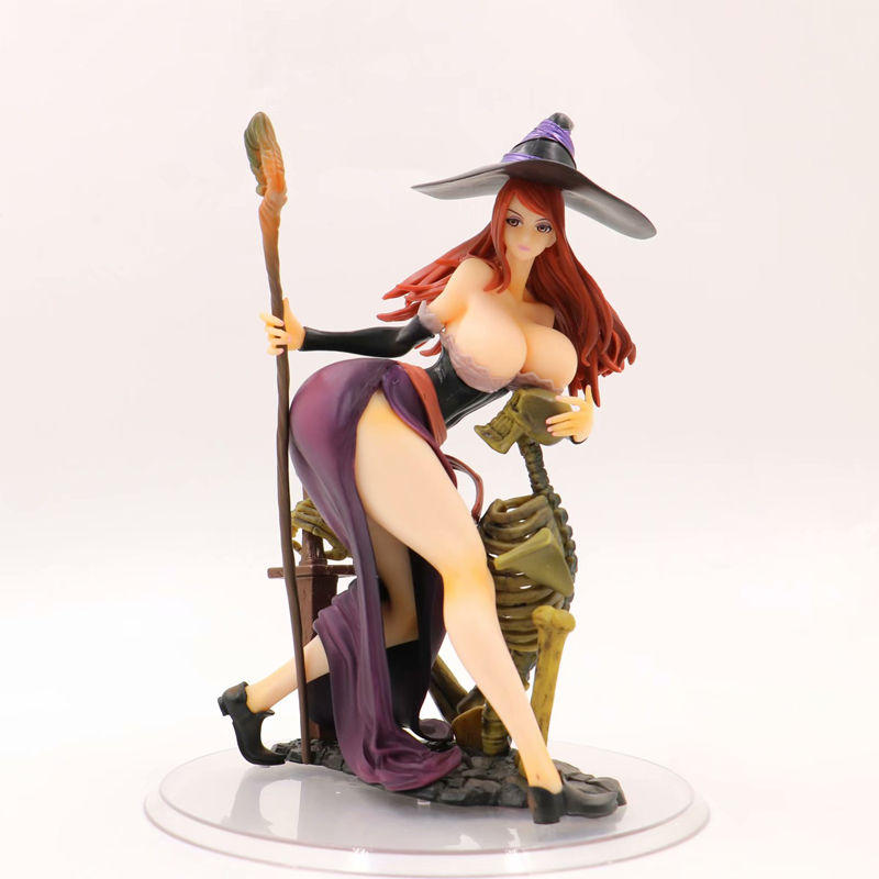 22CM Orchid Seed Dragon's Crown OSIRIS Alphamax Sexy Girls Rocket Boy Action Figure Japanese Anime PVC Adult Action Figures Toys