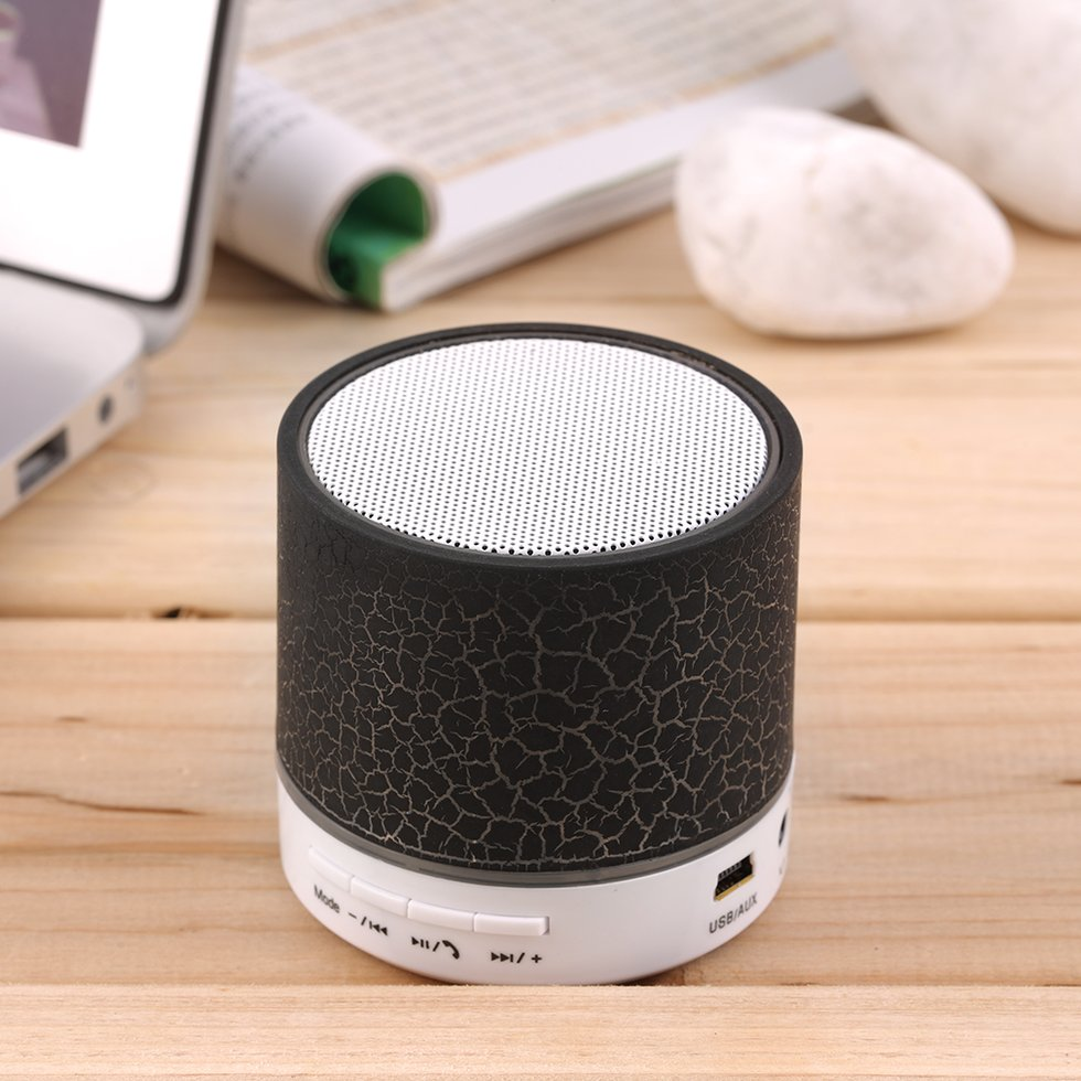 10PCS Mini A9 Bluetooth Wireless Speaker TF Portable For Cell Phone Laptop PC