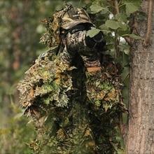 Новое прибытие CS 3D Тактический Yowie Снайпер камуфляж Костюмы, Bionic маскировочный костюм, камуфляж Охота одежда