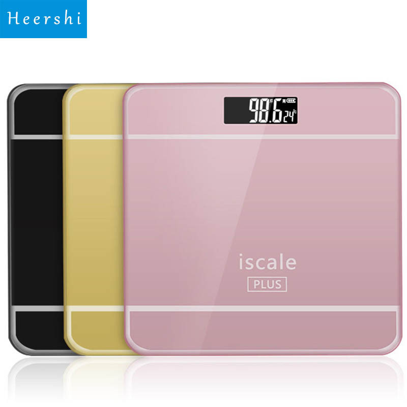 Beemsk home electronic scales weights adult health weighing body