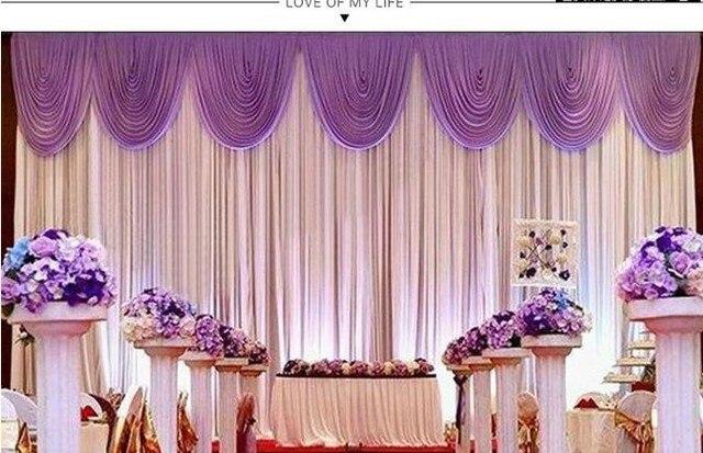 Hot Sale Wedding Backdrop Curtain High Quality Wedding Decorations