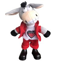 Electronic Pets Interactive Toys Smart Walking Talking Donkey Plush Recording Electric Toys Birthday Gifts