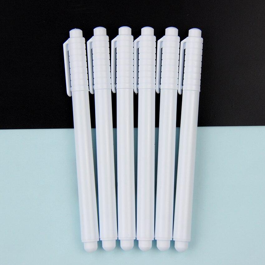 1 шт. Новое поступление стираемая ручка Жидкий Мел для легко писать Обучающие офисные специальные ручки