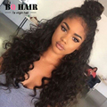 BQHAIR 7A Peerless Virgin Hair Peruca Cabelo Humano 4 Bundles Water Wave Virgin hair Peruvian Virgin Hair Peruk